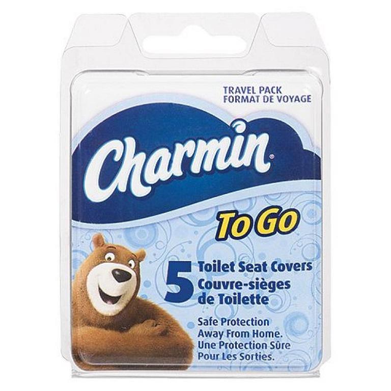 CharminToiletSeatCovers