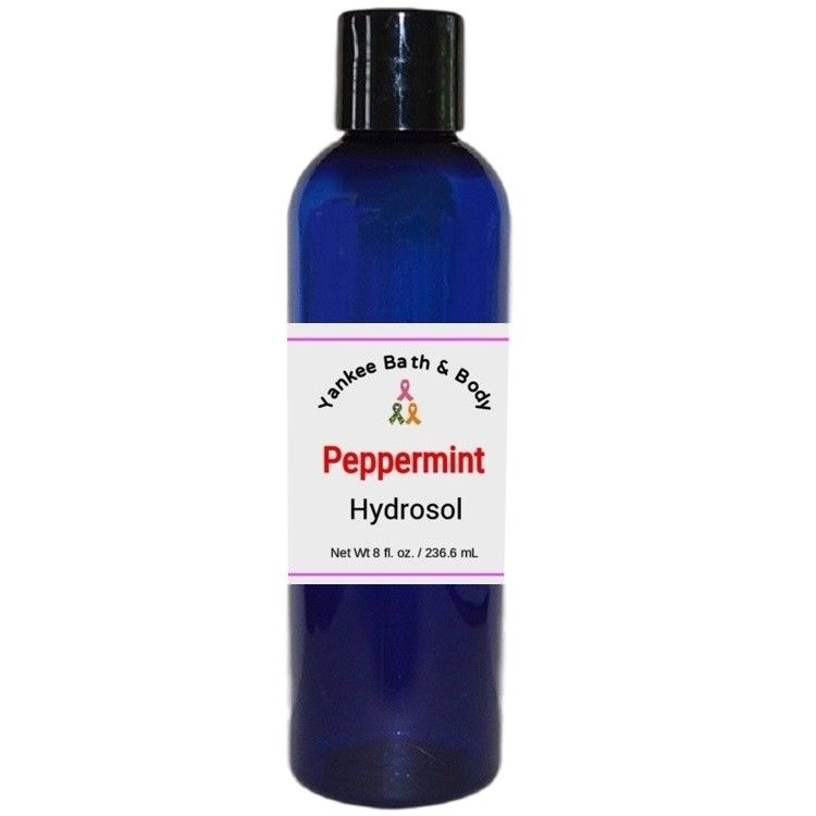 Variation-of-Peppermint-Hydrosol-Distillate-Water-2-Sizes-8211-Aromatherapy-Skin-Care-Room-Spray-362127303102-f770