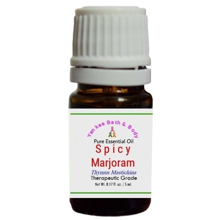 Variation-of-Spicy-Marjoram-Essential-Oil-Therapeutic-Grade-3-Sizes-Aromatherapy-Diffusers-362157383402-148d
