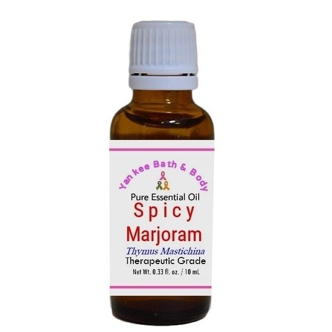 Variation-of-Spicy-Marjoram-Essential-Oil-Therapeutic-Grade-3-Sizes-Aromatherapy-Diffusers-362157383402-7bc3