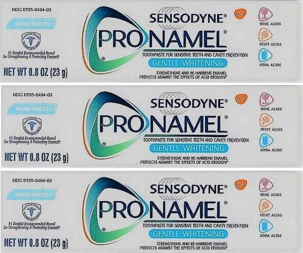 Sensodyne-Pronamel-Gentle-Whitening-Travel-Size-Toothpaste-08-ounce-3-tubes-362397408883