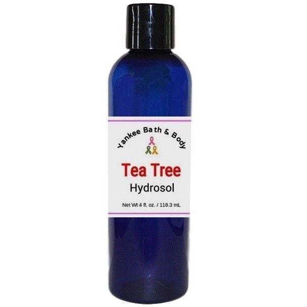 Tea-Tree-Hydrosol-Flower-Water-2-Sizes-Aromatherapy-Skin-Care-Room-Spray-362127305006