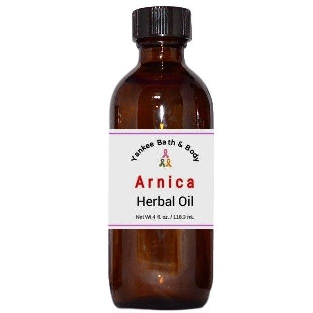Arnica-Herbal-Oil-3-Sizes-20-Infusion-Aromatherapy-Skin-Care-Free-Shipping-362127311917