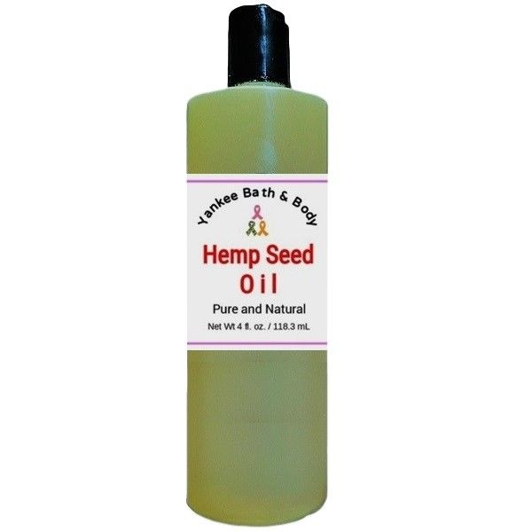 Unrefined-Hemp-Seed-Oil-Carrier-Oil-3-Sizes-Aromatherapy-Skin-Care-Massage-Oil-362127322838